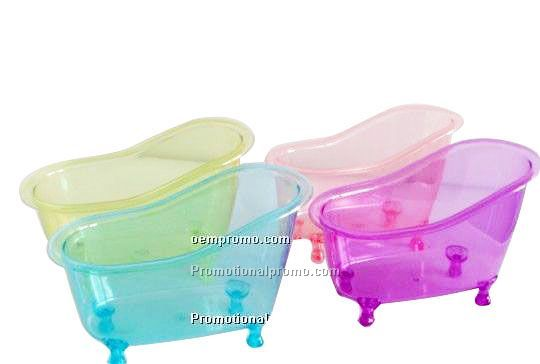 Mini bathtub shape container China Wholesale