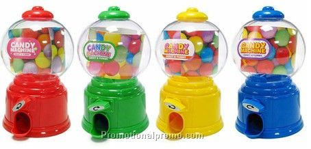 Plastic Gumball Machine