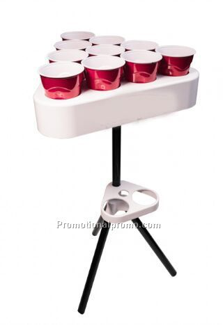 Plastic Beer Pong Set