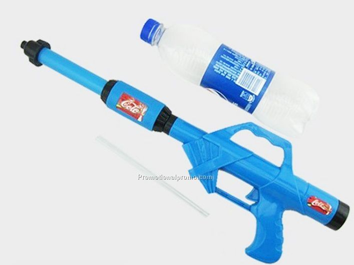 Beverage Bottle Water Gun