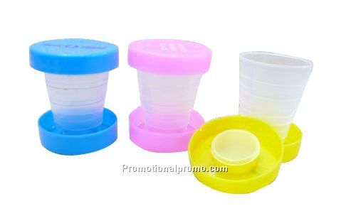 Advertising collapsible cup, Folding cup