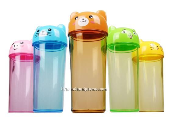 380ml Plastic Bear Cup