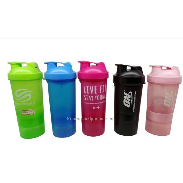 Printing Logo Protein Shakers