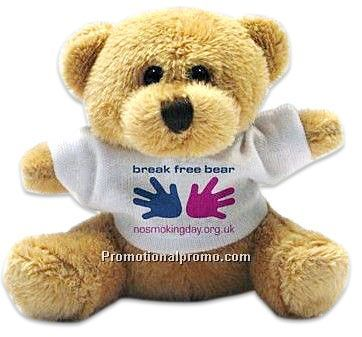 Plush Teddy Bear with T-shirt