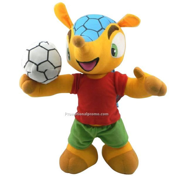 Brazil World Cup Plush
