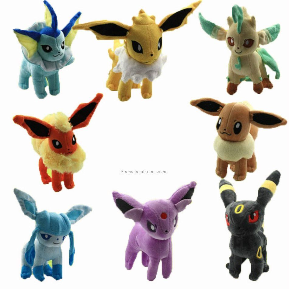 Customized Size Pokemon Plush Toy