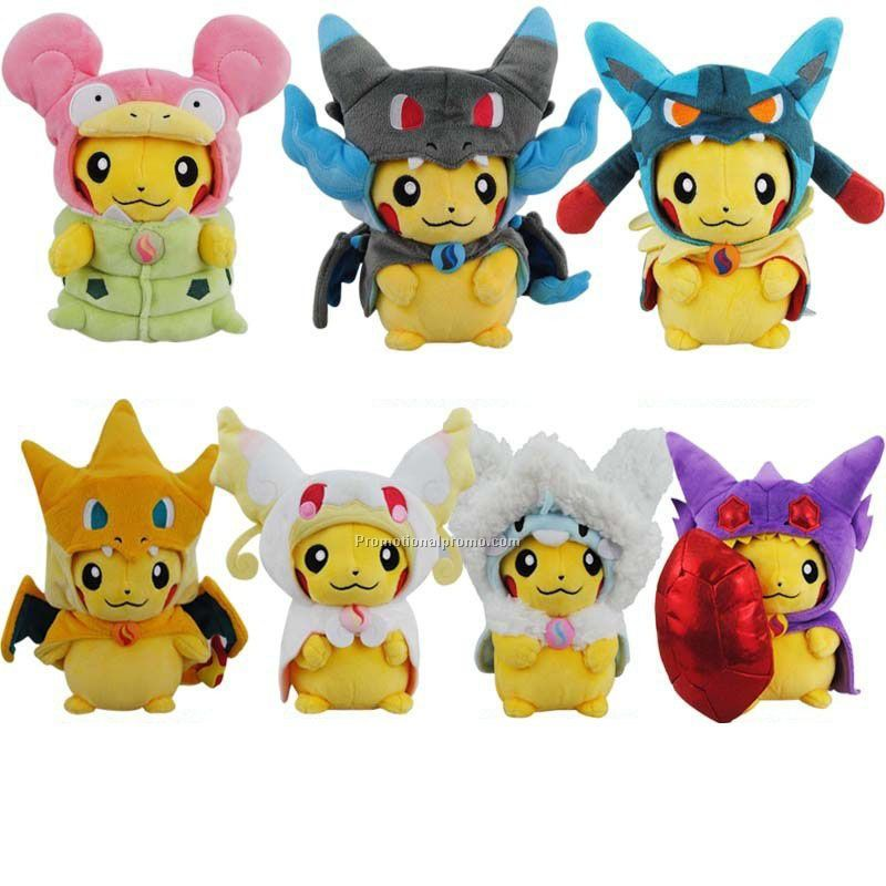 Pokemon Plush Animals