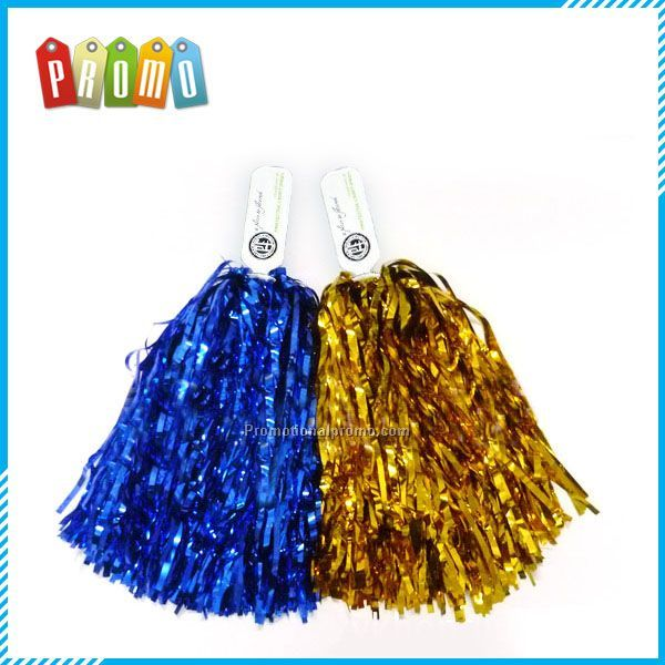 Promotional cheering Pom Poms
