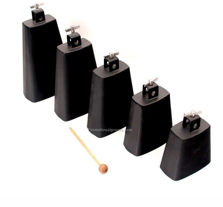 Promotional Metal Cowbell