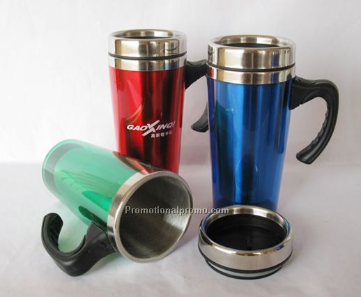 stainless steel travel mugs promotional coffee mugs china wholesale