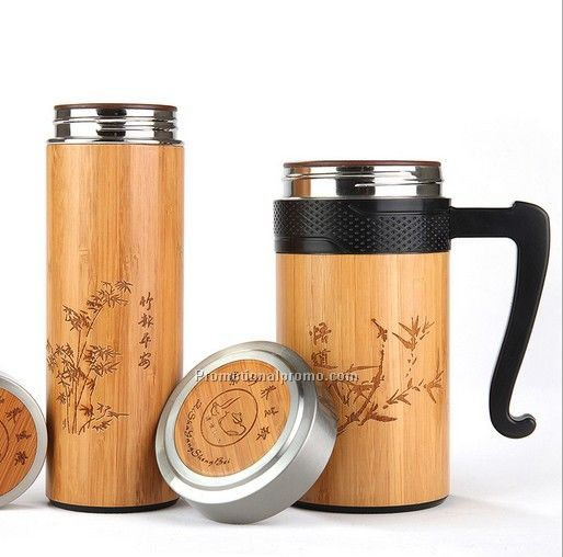 17 oz Double Wall Stainless Steel Travel Mug