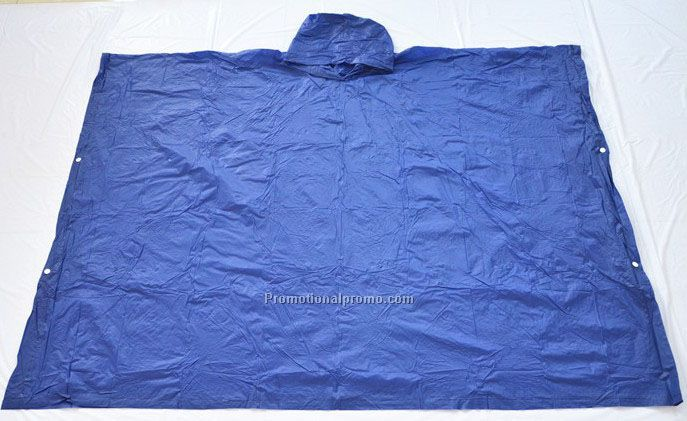 Stocked 50*80' PVC raincoat
