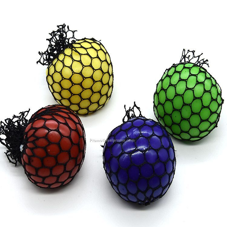 6CM squeeze grape ball toy stress reliever grape ball toy