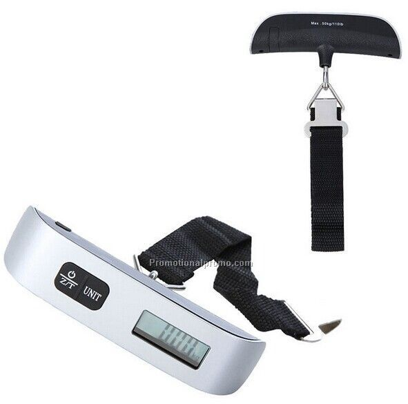 Mini Portable  Digital Hanging Weight Luggage Scale