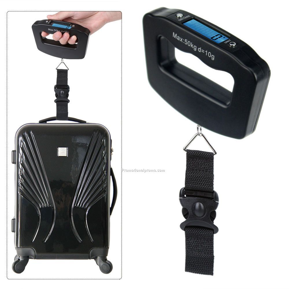 LCD display Luggage Scale for Promotional gift