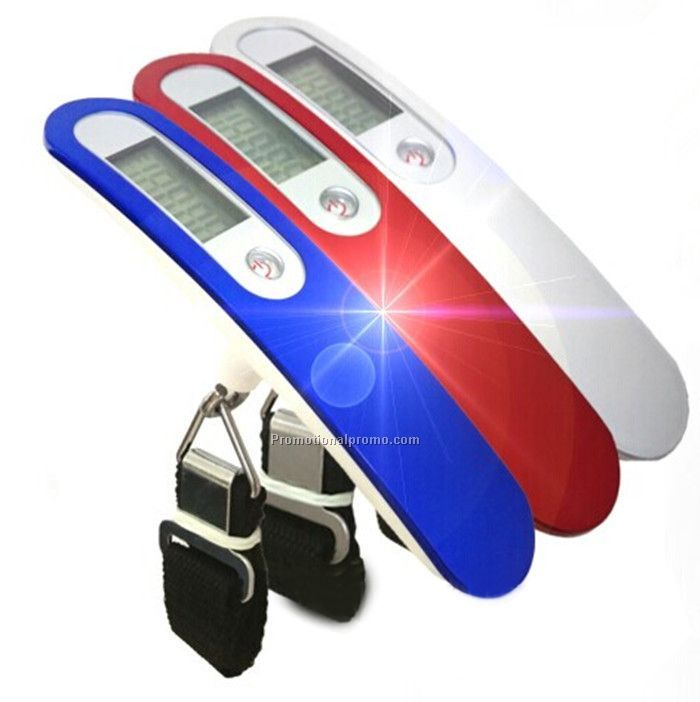 Wholesale Colorful Portable Digital Hand Luggage Scale