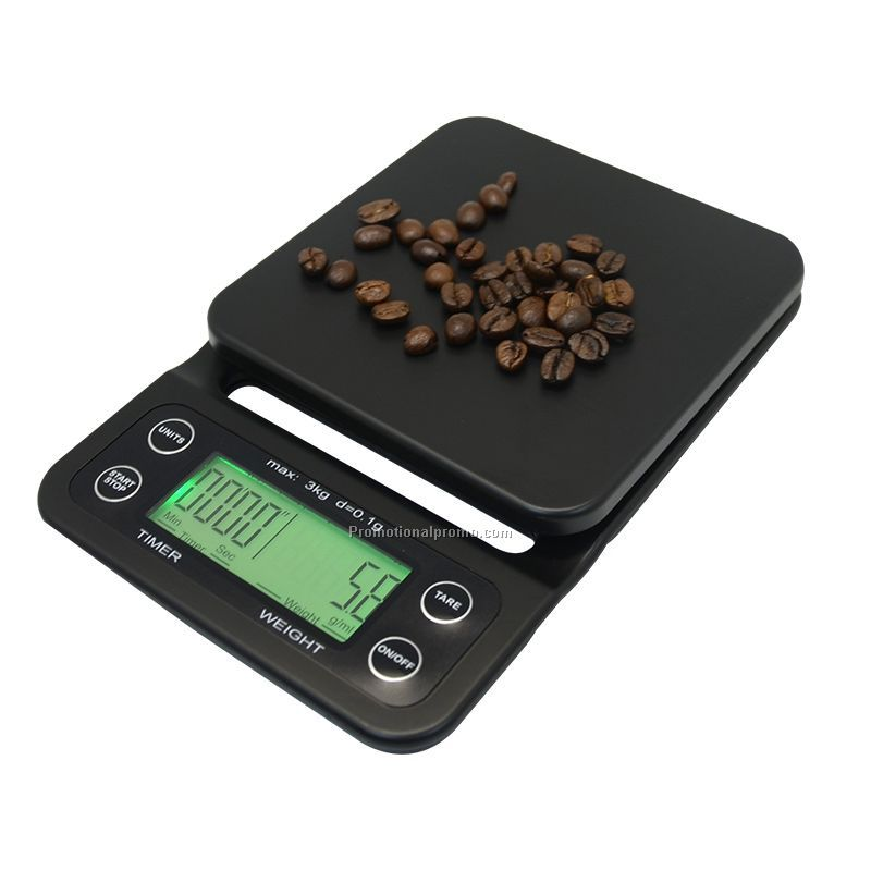 Promo digital coffee kitchen scale