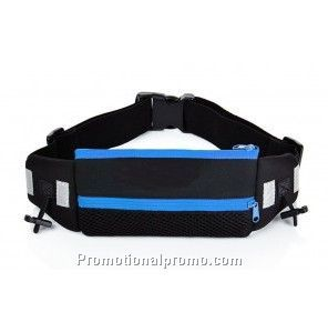 Fits All iPhones And Most Android phones running flip running belt bag