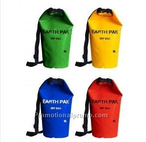 Heavy Duty 10L Waterproof Dry Bag With Shoulder Strap