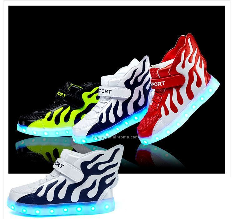 Fashion new arrival children led shoes