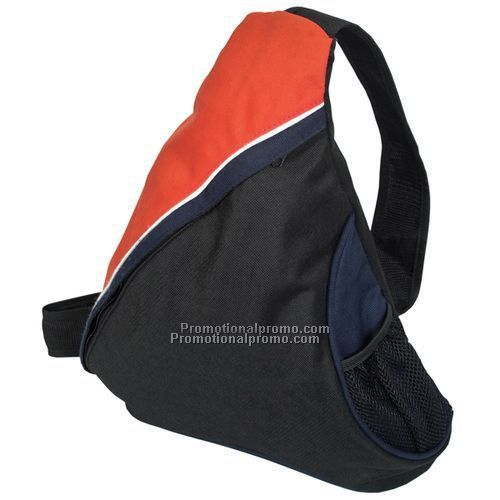 RECYCLED PET SLING KNAPSACK