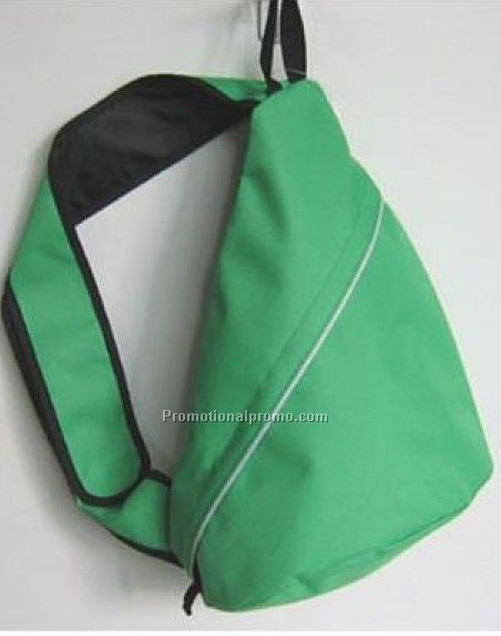 Polyester sling bag or sling pack