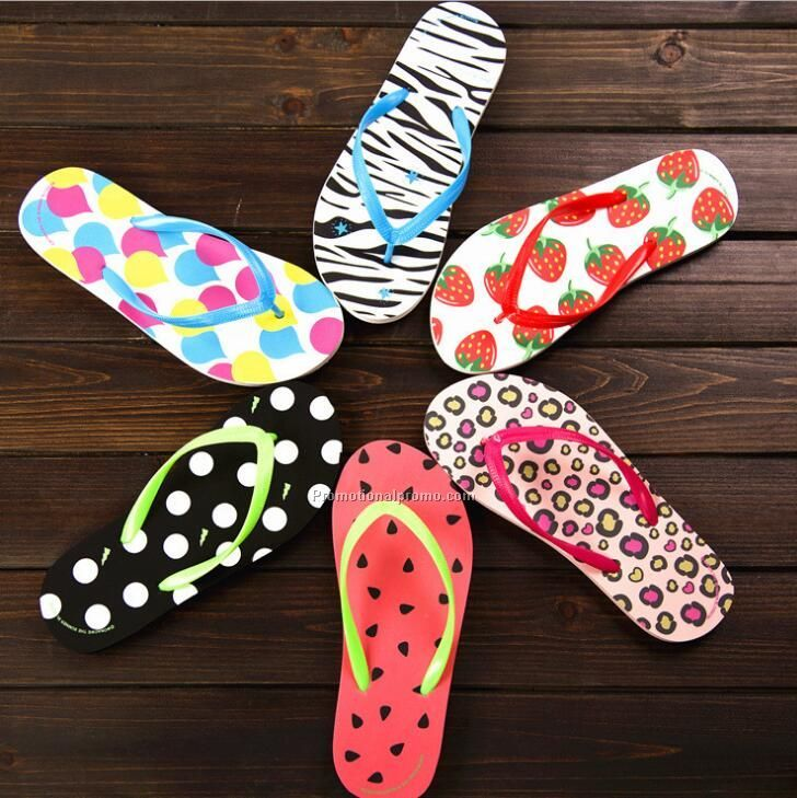 Beach slipper women flip flops