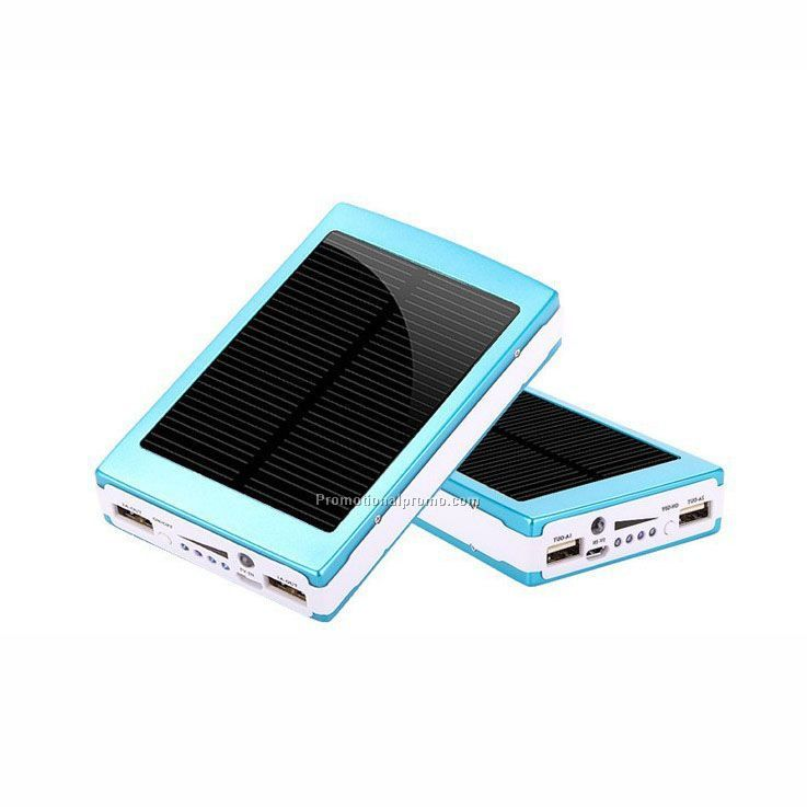 9000mAh universal solar charger