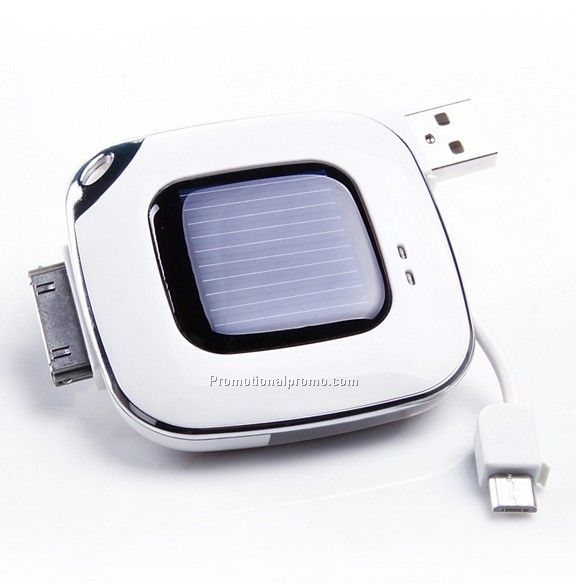 Mini multipurpose 500mAh solar charger