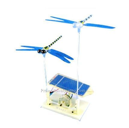 Educational solar powered kit
