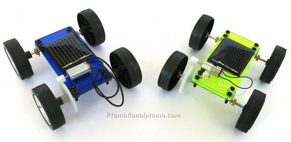 Educational DIY solar vehicle and car
