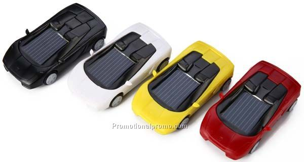 Eco friendly mini solar powered solar car toy for children