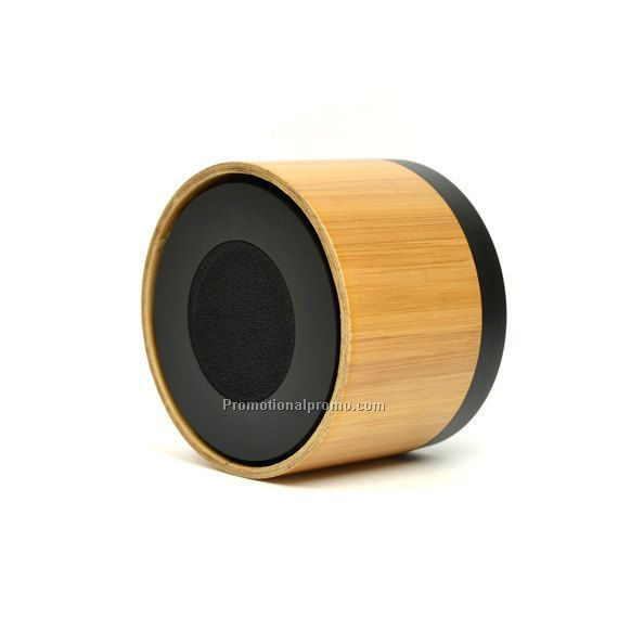 Mni wood bluetooth speaker