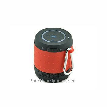 Outdoor portable mini wireless bluetooth speaker