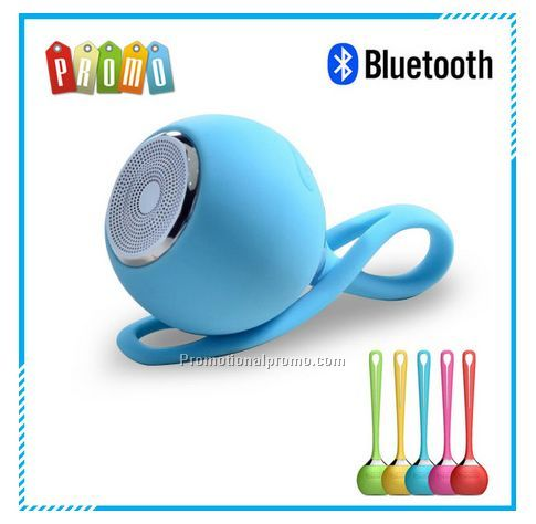 Wholesale mini waterproof bluetooth speaker, silicon sport wireless speaker