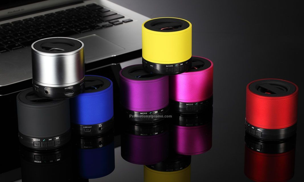 Mini Rechargeable Subwoofer Wireless Bluetooth Speaker For Phone