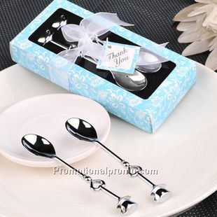 High Quality Heart Coffee Spoon With Gift box