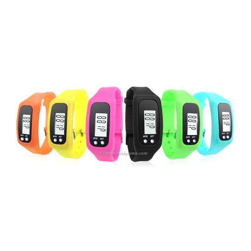 Hot promotional silicone sports watch