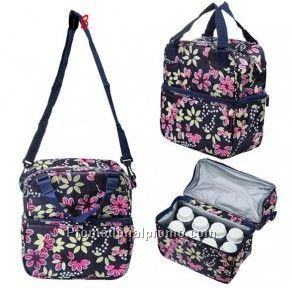 Double layer wholesale beer cooler bag
