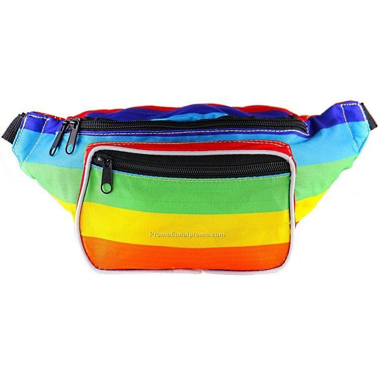Promotional outdoor products oem waist bag