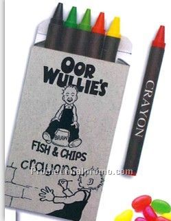 6 Pieces crayon set