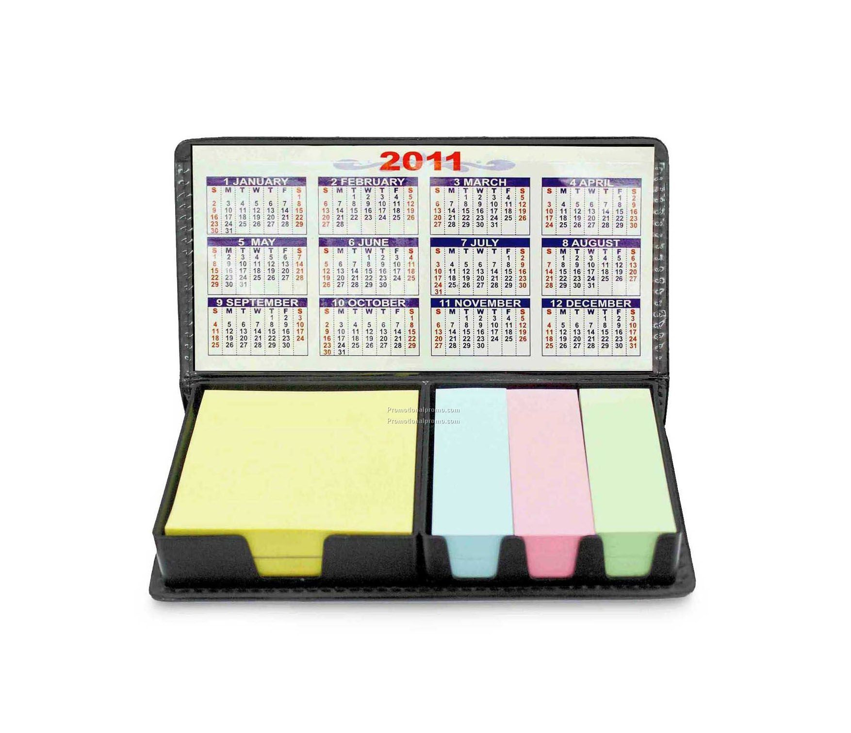 Note caddy, STICKY NOTE ORGANIZER