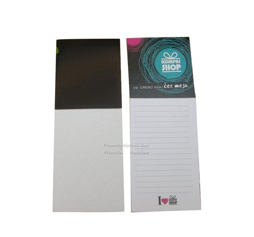 Sticky note memo pad china wholesale sticky note memo padpage 2 peel stick business card magnetic notepad magnetic fridge notepad magnetic notepad colourmoves