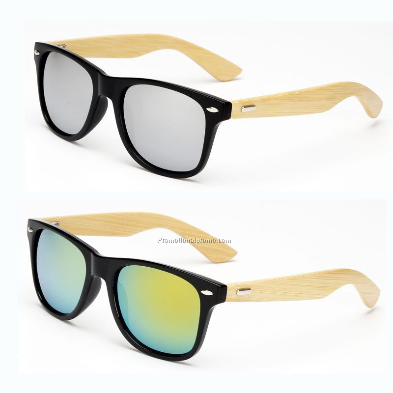 Fahsion bamboo wood sunglasses