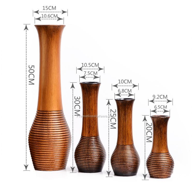 Ceramic home furniture vase