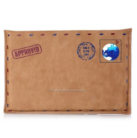 Envelope style tablet protective case
