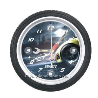Tyre Wall Clock(14 inch)