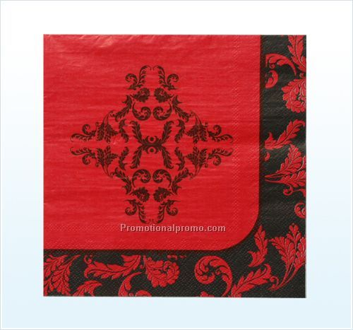 Fashion printing napkin