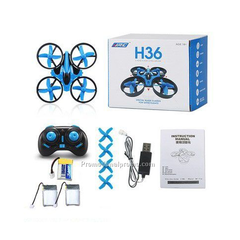 Mini Flying Toy One Key Return RC Helicopter Quadcopters H36