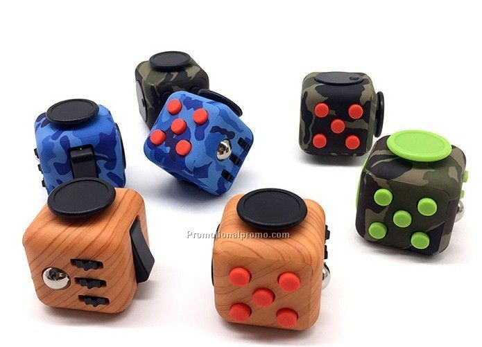 Hot Relieves Stress Toy Fidget Cube, Fun Desk Fidget Toys